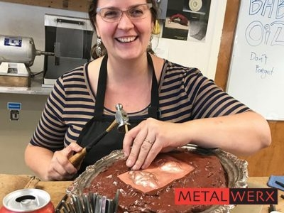METALWERX | SCHOOL FOR JEWELRY | METAL ARTS | COMMUNITY STUDIO